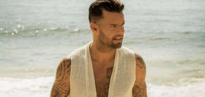 Ricky Martin ha sido elegido el séptimo soltero gay más deseable de la industria del espectáculo. Foto: Archivo