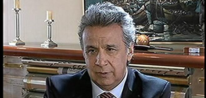Lenin Moreno fue ratificado como enviado especial para discapacidades por parte de la ONU.