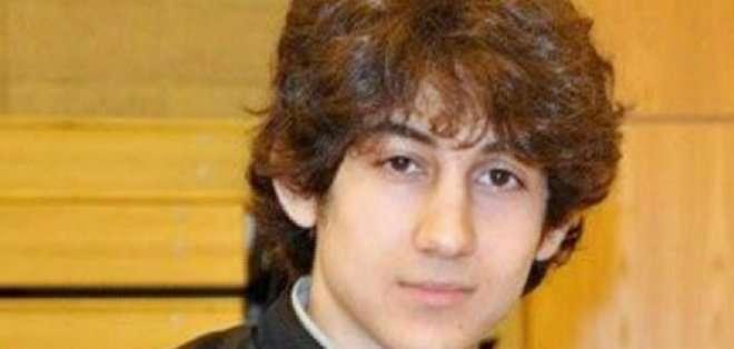 BOSTON, EE.UU. Djokhar Tsarnaev, un joven musulmán de origen checheno que llegó de niño a Estados Unidos, podría ser condenado a la pena capital si es declarado culpable. Fotos: Archivo