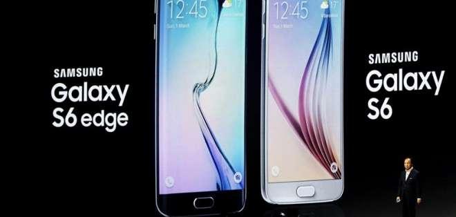 ESPAÑA.- Los nuevos 'smartphones' de Samsung ofrecen prestaciones mayúsculas en batería, pantalla y velocidad. Fotos: EFE