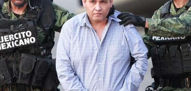 MÉXICO.- Omar Treviño era uno de los capos más sanguinarios de México. Fotos: EFE