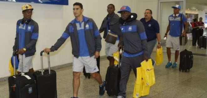 Emelec ya está en Guayaquil.