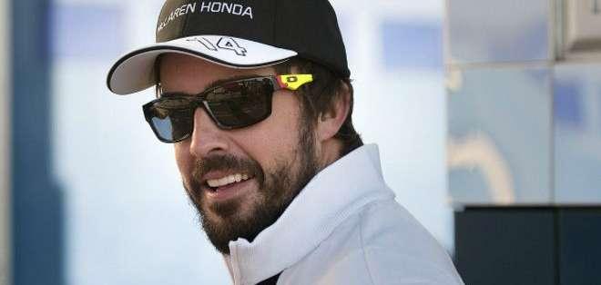 Fernando Alonso no correrá en el próximo Gran Premio de Australia.