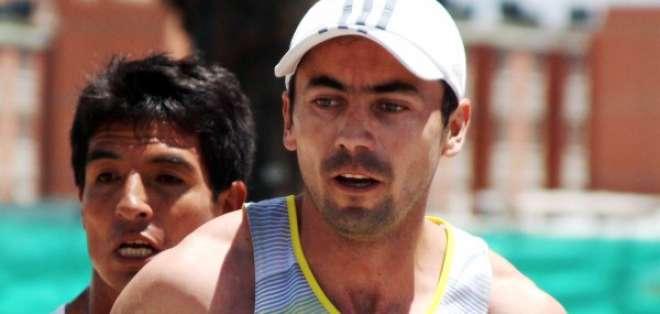 Byron Piedra, atleta ecuatoriano (Foto: Internet)