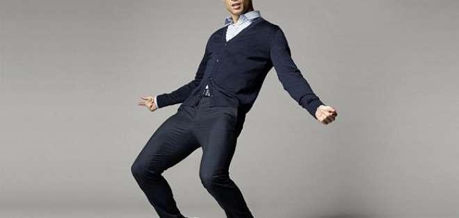 Cristiano Ronaldo ha cambiado el fútbol por el baile en un 'spot' publicitario,