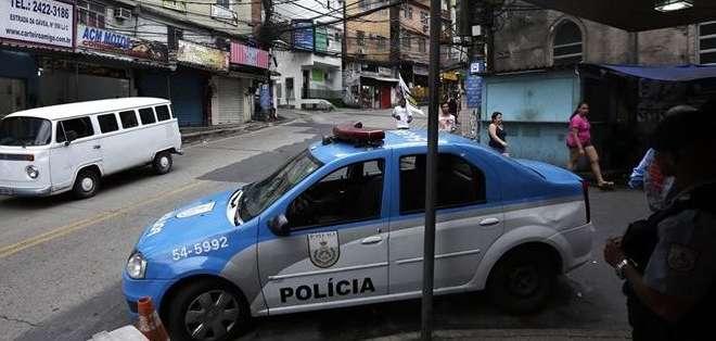 SAO PAULO, Brasil. Una de las hipótesis planteadas por la Policía es que estas personas están vinculadas con el crimen organizado. Fotos: referenciales