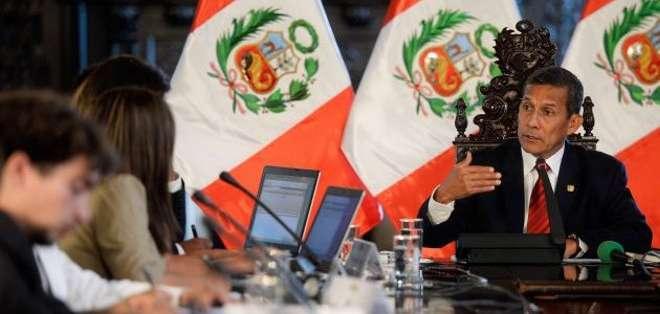 """""""En tanto no se den las satisfacciones del caso, se procederá al retiro del embajador del Perú en Santiago de Chile"""", dijo el ministerio de Relaciones Exteriores. Fotos: Archivo"""