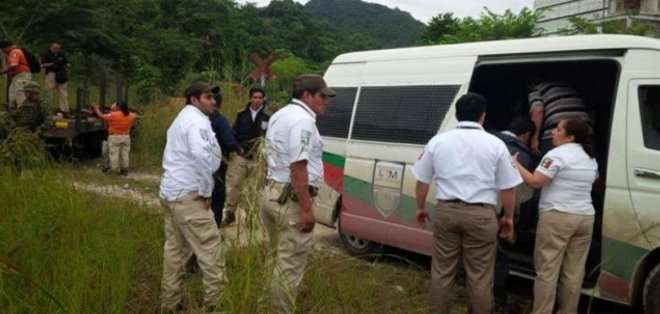 MÉXICO. Los agentes migratorios le practicaron los primeros auxilios para tratar de reanimarlo, pero minutos más tarde se confirmó su fallecimiento.