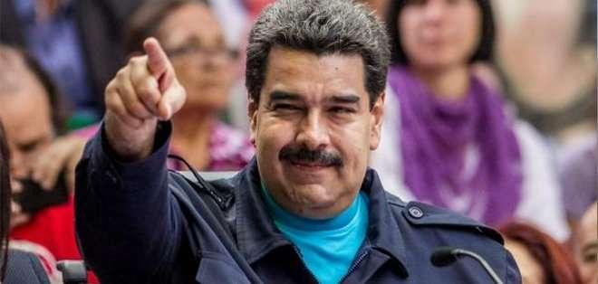 """VENEZUELA. El apoyo de Unasur ayudará al Gobierno """"a vencer la guerra económica"""", dijo el gobernanteEl apoyo de Unasur ayudará al Gobierno """"a vencer la guerra económica"""", dijo el gobernante venezolano. Foto: Archivo"""