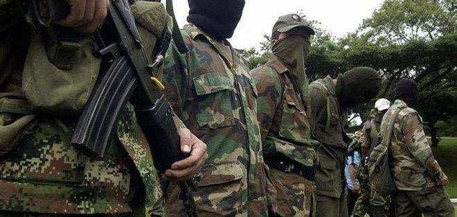COLOMBIA.- Las minas antipersona han causado 11.000 víctimas a lo largo de los últimos 25 años. Fotos: EFE