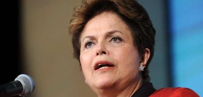 La mayor parte del discurso, sin embargo, lo monopolizó el ajuste fiscal impulsado por el gobierno para reactivar la ralentizada economía brasileña.