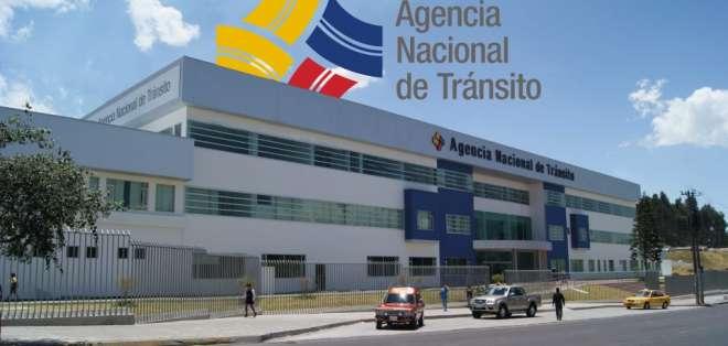 El seguro público se paga en la Agencia Nacional de Tránsito.