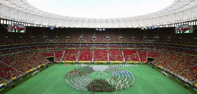 Este es el estadio más caro en su construcción para el pasado Mundial (Foto: Internet)