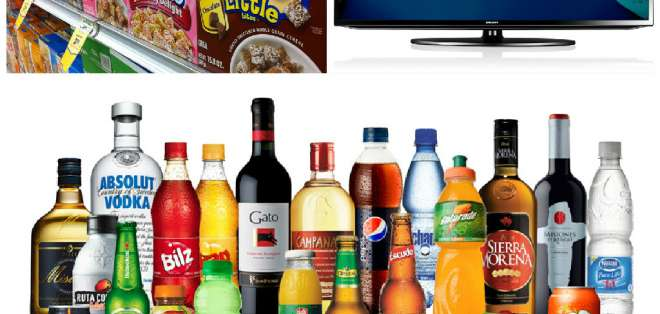 Varios productos importados pagarán un 45% de arancel desde este miércoles.