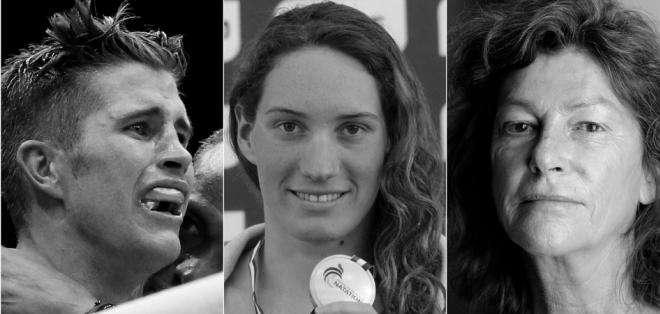 """Los atletas se encontraban grabando el show """"Dropped"""", la versión francesa de un reality suizo."""