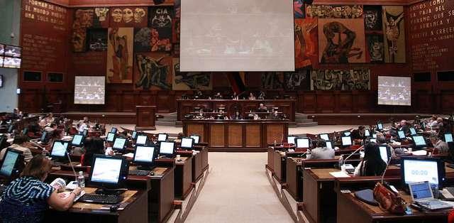 De acuerdo a la Comisión de Justicia que presentó el informe para segundo debate, se eliminarán al menos 80 procedimientos. Fotos: Asamblea Nacional.