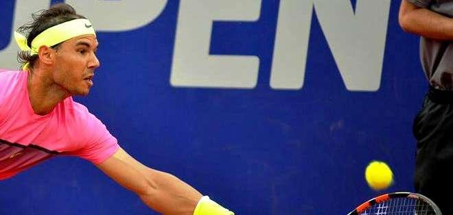 Rafael Nadal, tenista español que se alista para Indian Wells (Foto: EFE)
