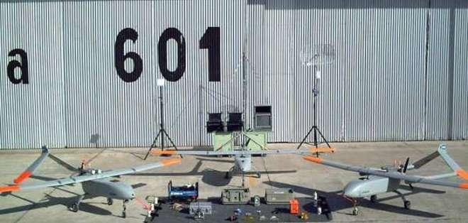 Argentina comenzará a fabricar drones militares de diseño propio.