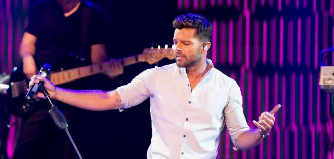 El artista hizo la declaración cinco años después de aceptar su homosexualidad. Foto: Facebook Oficiial de Ricky Martin