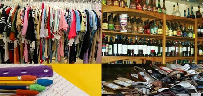 En el caso de las prendas de vestir, la sobretasa llegará hasta el 45%, los insumos para la confección y el calzado importado tendrán un 25% de arancel adicional para ingresar al país.