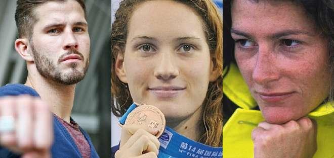 Entre las víctimas del accidente están la nadadora Camille Muffat, la navegante Florence Arthaud y el boxeador Alexis Vastine.