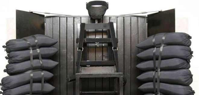 ESTADOS UNIDOS. Utah es uno de los estados con menos presos en el corredor de la muerte, tan solo nueve, según datos del Centro de Información de la Pena de Muerte. Foto: referencial