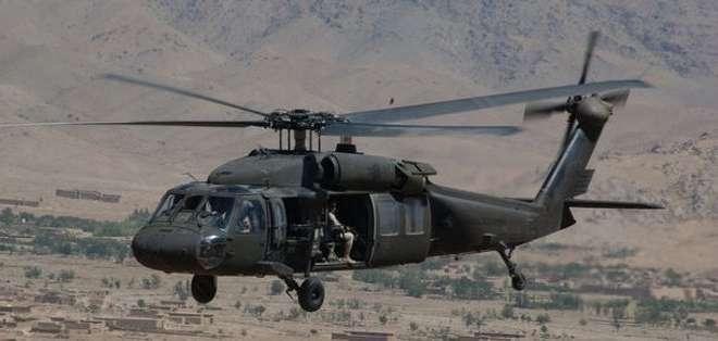 FLORIDA, EE.UU. El helicóptero fue dado por desaparecido este miércoles y los equipos de rescate encontraron restos del aparato en la zona unas seis horas después. Foto: Archivo
