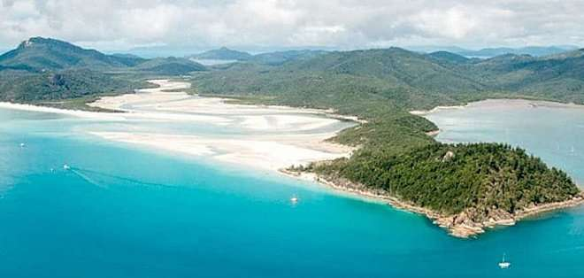 CHINA.- La provincia oriental china de Shandong pondrá a la venta este mes más de 500 pequeñas deshabitadas islas en su costa. Foto: Internet