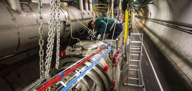Está previsto que en esta nueva etapa el LHC funcione durante tres años continuos.