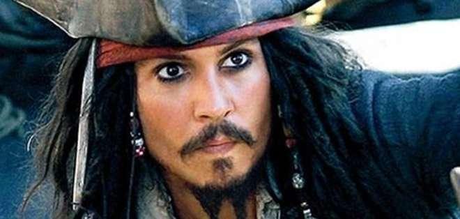 """El actor sufrió el accidente mientras grababa """"Piratas del Caribe 5"""" en Australia."""