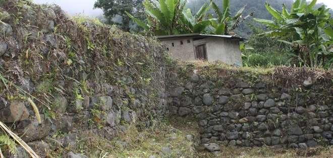 El Ministerio de Cultura invertirá en la recuperación de la fortaleza inca ubicada en Sigchos. Foto: Ministerio de Turismo.