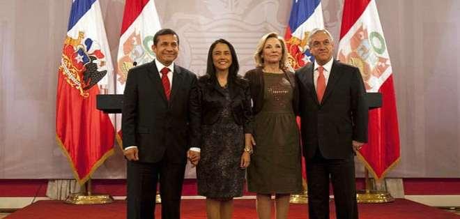 PERÚ.- Las relaciones entre Chile y Perú se tensaron desde el pasado 20 de febrero. Fotos: Web