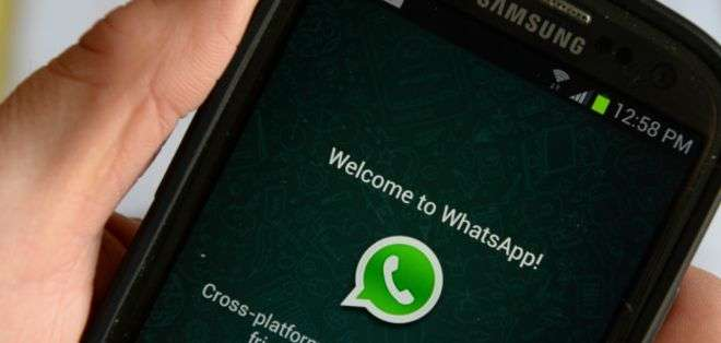 Millones de personas utilizan WhatsApp diariamente.