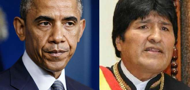 BOLIVIA.- El mandatario boliviano desea que el tema se trate en  la VII Cumbre de las Américas. Fotos: Web y EFE