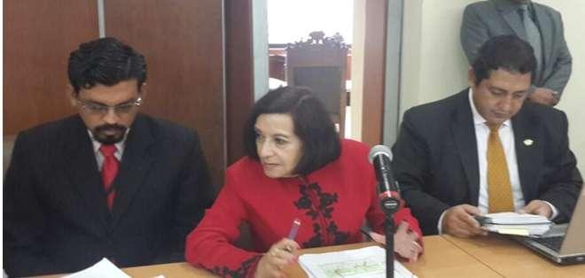 QUITO.-El ministerio fiscal inició en noviembre de 2014 los trámites para lograr la extradición de Delgado. Fotos: Twitter. Fiscalía Ecuador.