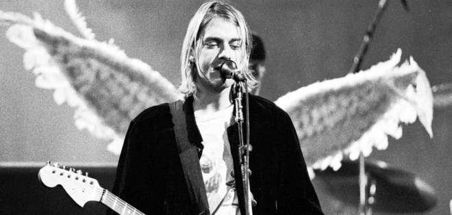 EE.UU.-El documental sobre la vida de Cobain se estrenará el próximo 4 de mayo. Fotos: Web