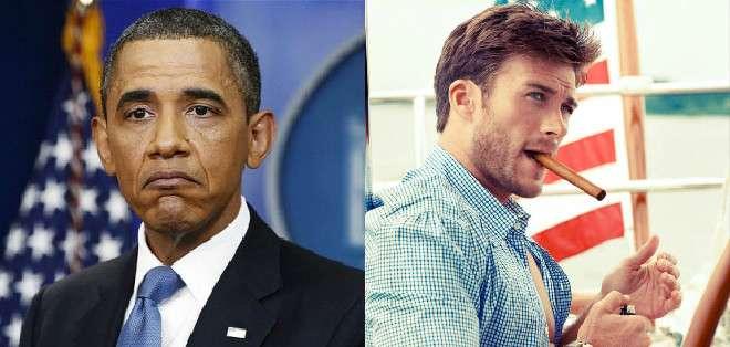 EE.UU.-Conoce al hijo sexy de Eastwood y las críticas de Obama. Fotos: Web