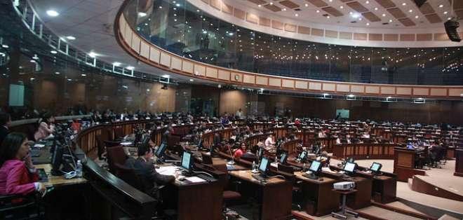 El Ministerio de Defensa desclasificó la información el pasado 18 de febrero. Foto: Asamblea Nacional