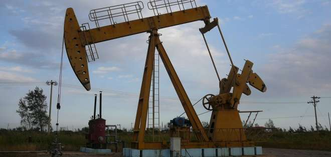 El precio de barril de WTI perdió 2,21 dólares hoy en el New York Mercantile Exchange.