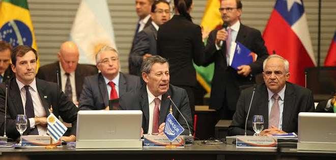 QUITO, Ecuador.- La reunión se celebra precedida de críticas a EE.UU. y de expresiones de respaldo a Venezuela. Fotos: Cancillería del Ecuador