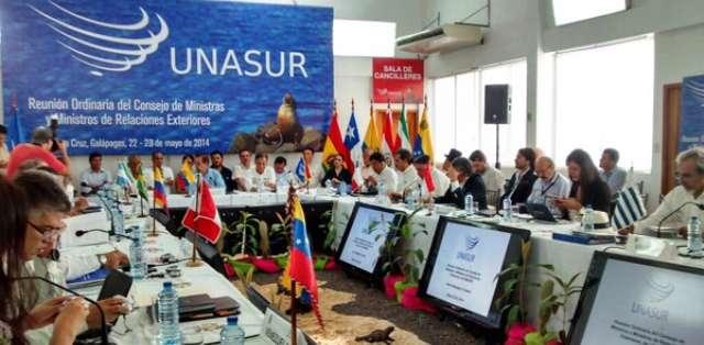 ECUADOR.- Los asistentes analizarán la presentación del Informe de la visita efectuada a Caracas, Venezuela. Foto: Archivo