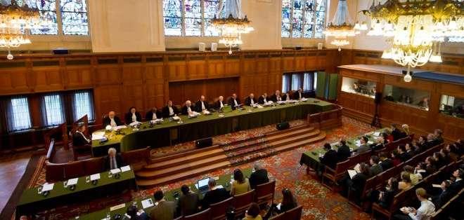 """INTERNACIONAL.- El tribunal internacional falló en concordancia con los argumentos presentados por Ecuador en el caso conocido como """"Chevron III"""". Foto: Internet"""
