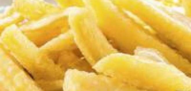 ¿Pueden emborrachar los carbohidratos de las papas fritas?
