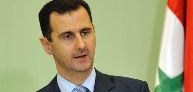 """""""Seguimos escuchando las declaraciones, debemos esperar los actos y entonces decidiremos"""", afirmó Asad. Fotos: Archivo"""