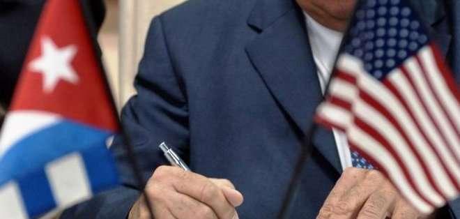 """""""Las partes han estado en contacto desde su última reunión en febrero, en Washington"""", destacó el Departamento de Estado al anunciar la reunión. Fotos: Archivo"""