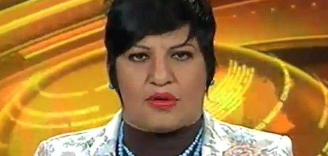ECUADOR.- María José Carrión durante su entrevista en Contacto Directo. Foto: Ecuavisa