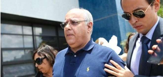 BRASIL. En diciembre pasado, Duque había sido arrestado en la séptima fase del operativo, pero recibió un hábeas corpus y recobró la libertad días después.