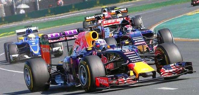 Red Bull, equipo que podría desaparecer de la F1 (Foto: EFE)