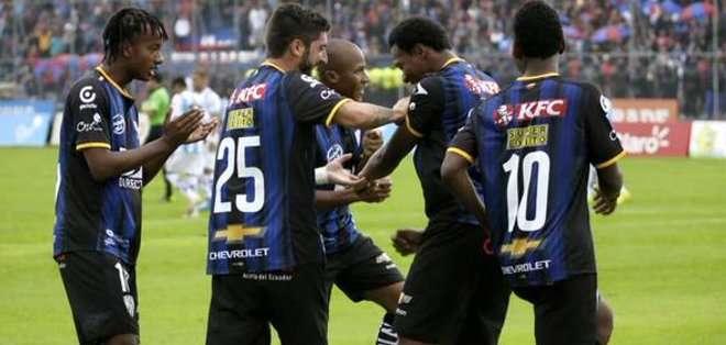 Independiente es el puntero del torneo.