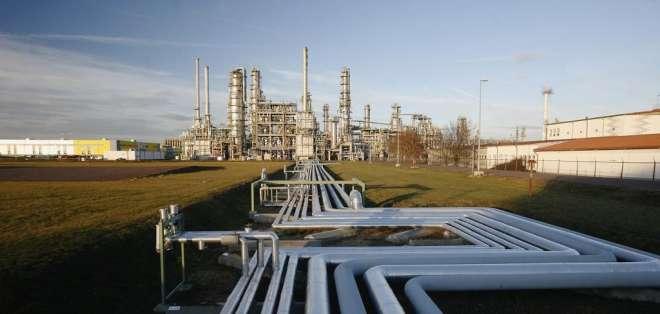 Los hidrocarburos representan el 70% de las exportaciones rusas.